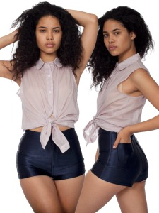Disco Shorts- Assorted Colors American Apparel