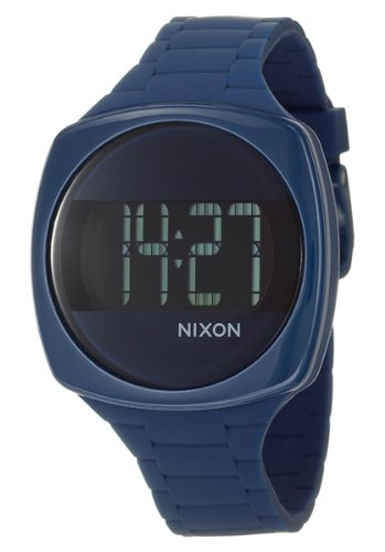 """The Dash"" Digital Rubber Watch - Nixon, Assorted Colors"