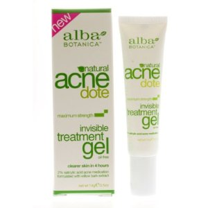 Acnedote Invisible Treatment Gel $9.95