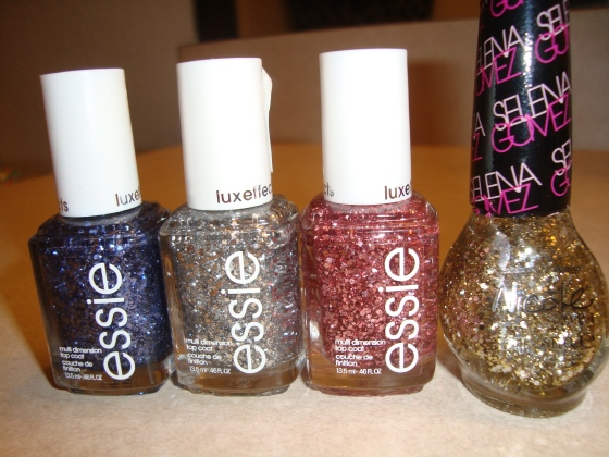 essie luxe effects blog blogger nail polish nicole by opi selena gomez