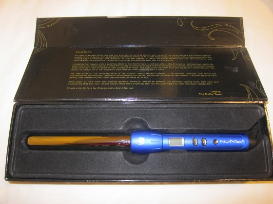 25 mm Blue Magic Wand