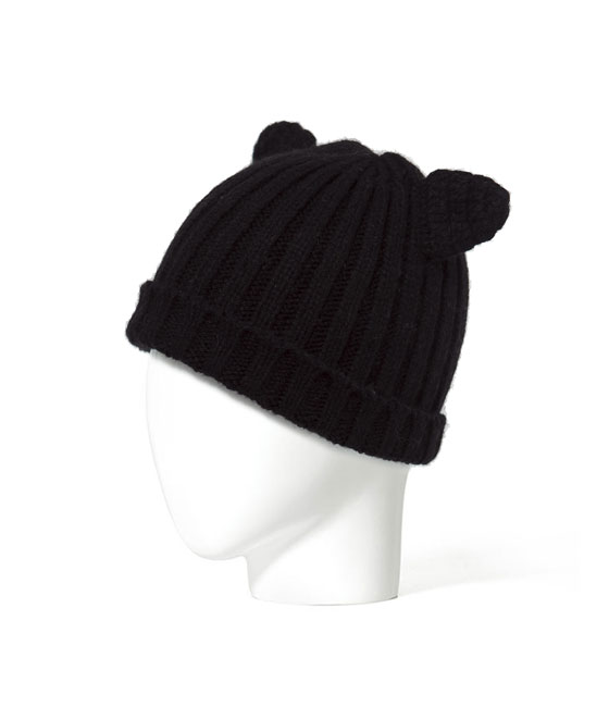 Zara Rib Knit Hat $15.90