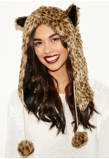 Missguided Lionela Animal Hat $17.59
