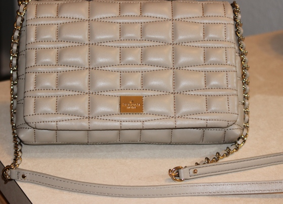 kate spade, quilted, neutral, bag, handbag, crossbody