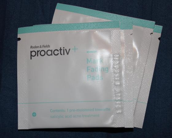 Proactiv + Mark Fading Pads