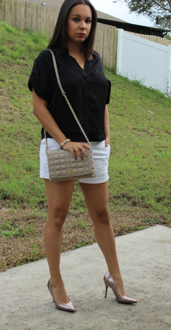 fashion, kate spade, fblogger, pewter, pumps