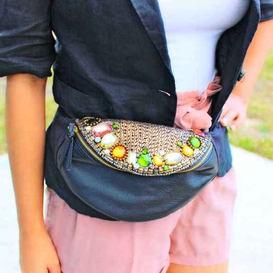 Kimchi Blue, Urban Outfitters, Fanny pack, blog, fblogger, fashion, outfit of the day