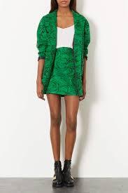 Jacquard Boyfriend Coat & Skirt Coat-$150.00 Skirt-$76.00