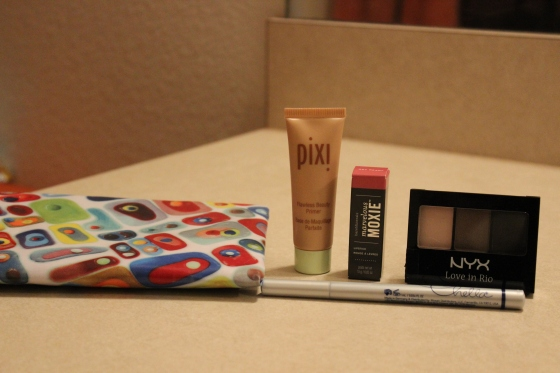 ipsy,glam,bag,makeup,review