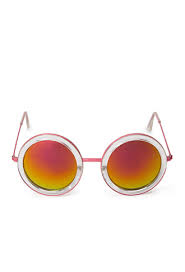 Forever 21 Quirky Round Sunnies -$5.80