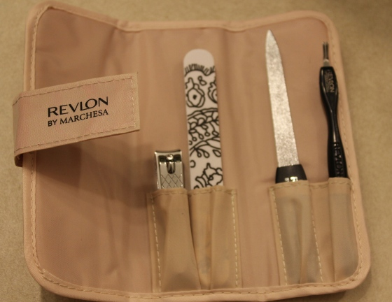 revlon, marchesa, nail kit, nails, manicure,