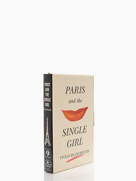 paris, kate spade new york, clutch, bag, fashion