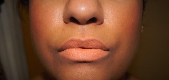 Limecrime lipstick in Cosmopop