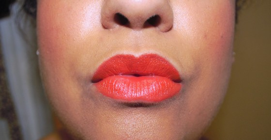 NYX Lip Butter in Hot Tamale