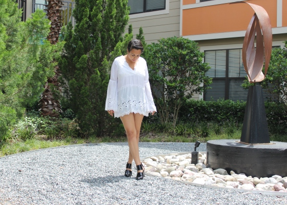 beachside blouse, boho, bohemian, booties, 60's, mod,