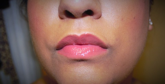 NYX Butter Lip Gloss in Peach Cobbler