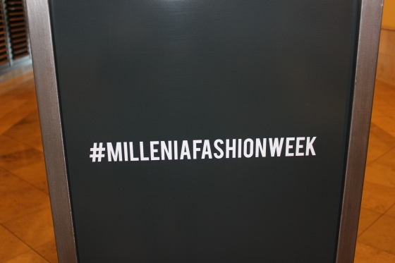 millennia mall, fashion week, lawrence zarian, fashion