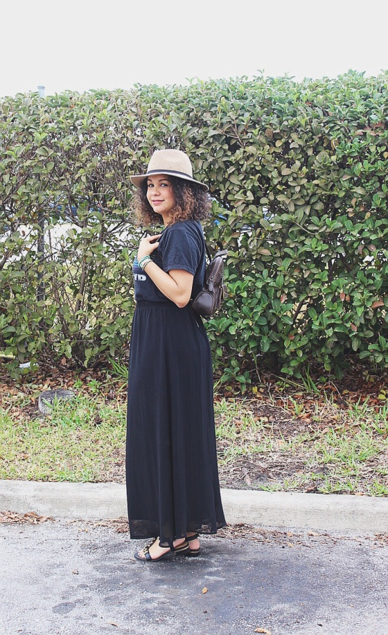 boho,fall,maxi skirt, ootd, pink floyd, band t-shirt