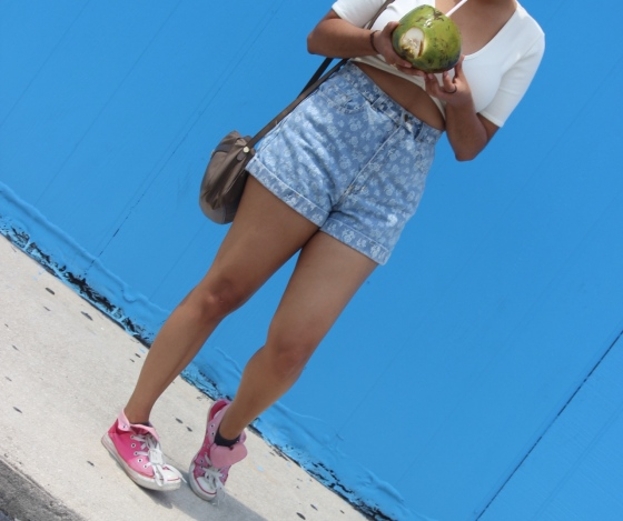 american apparel, ootd, fashion, nasty gal, coconuts, converse, chucks