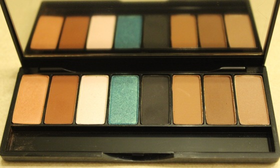 )makeup forever, sepia blue palette, eyeshadow, review, makeup, motd, bbloggers, beauty