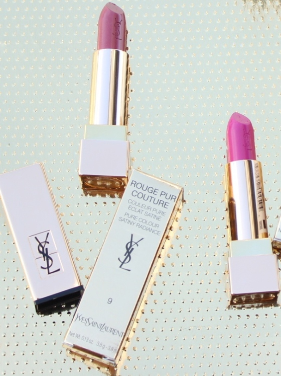 ysl, makeup, lipstick, review, influentster
